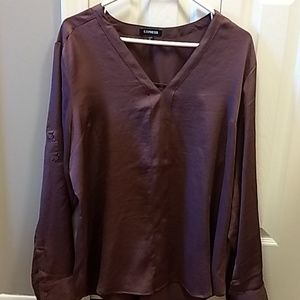 Express pullover top
